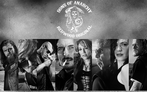 Sons of Anarchy by julia-may