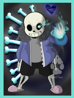 Undertale: Dirty brother killer by PotatoBug-May