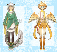 adoptables 011 [closed] by hermt