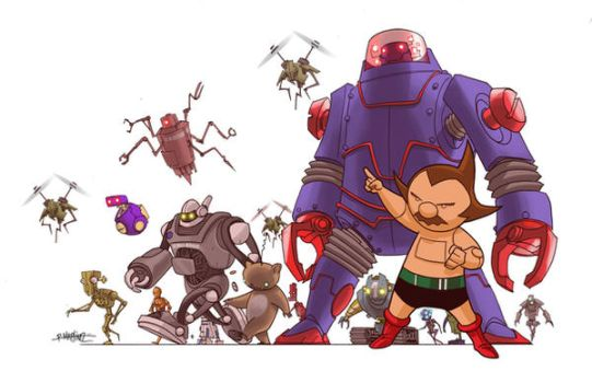 BOTS by RM73