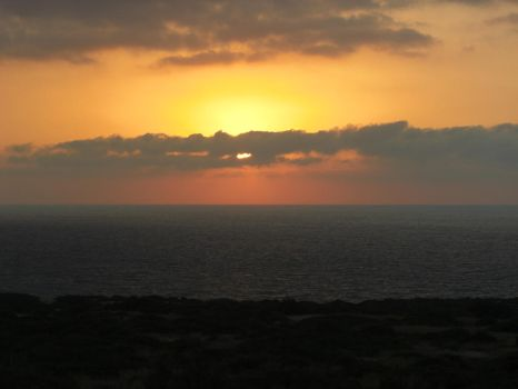 Cyprus 2012 - Sunset (1) by Clyde1998