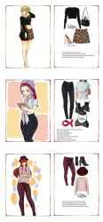 Steal her styles by blanania