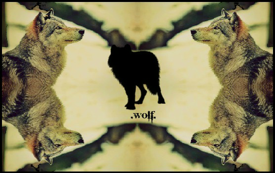 .wolf. by WingedWolfofHope