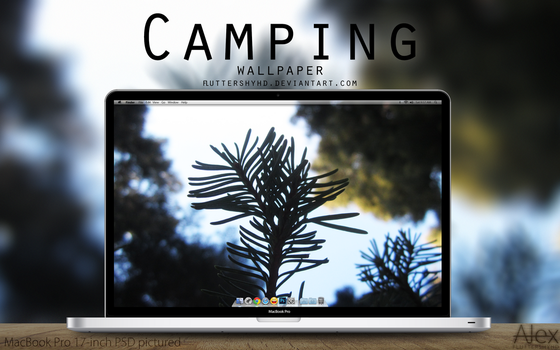 Camping Wallpaper Pack by FluttershyHD