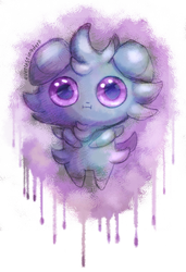 Espurr by EverlastingDerp