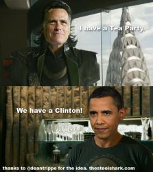 We Have a Clinton by Sirevil