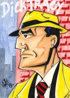 Dick Tracy SC 09 by drawhard