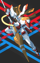 DARLING in the FRANXX - Strelizia by gsd2525