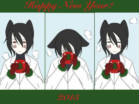 Happy New Year by PiperOfGameln