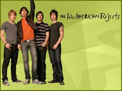 All-American Rejects by Spoot111