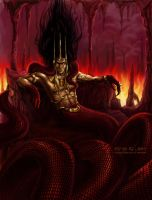 Coluber.King of snakes by jen-and-kris
