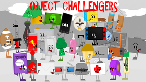 Object Challengers Cast Picture by BattleForLand