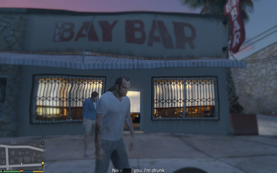 GTA 5: If only there was an 'r' in that name. by RustyRaccoon