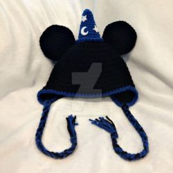 Mickey Mouse Fantasia Hat - TODDLER SIZE by Dragon620026