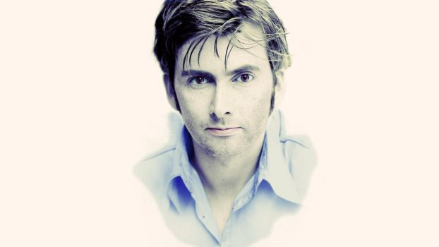 David Tennant by MackTheMighty