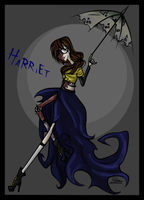 Commissions: Harriet by Rej-kun