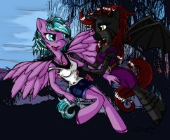 Come on... Let's have some fun! by SoulveiWinterfall