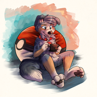 Bean Bag, GO! [Riley] by TimWeeks