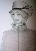 guy with top hat by Crow55