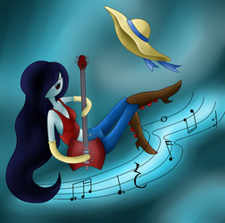 Marceline by rateofdifference