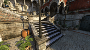 Village Courtyard 2 by Pret-A-3D