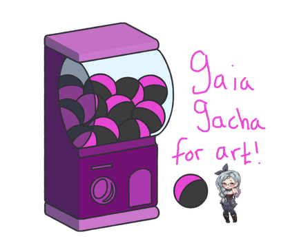 Gacha for Art! Gaia Edition [Open] by GrovestepCreations
