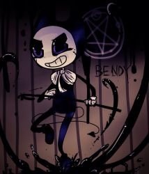 bendy and the ink machine by MoonlightWolf17