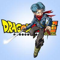 Future Trunks Return! by smokeragon