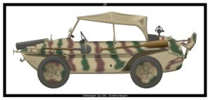 Volkswagen Typ 166 by PsykoHilly