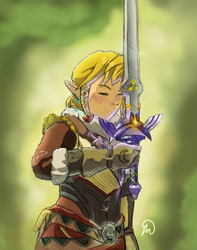 Master Sword: Reunion by MoPotter