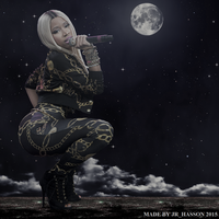 Giantess Nicki Minaj Over LA (Giga @ 314,960 FT) by Multiplexmovies