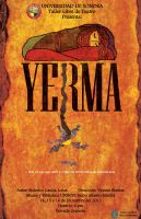 Iv - Yerma's poster play. by Team4Taken