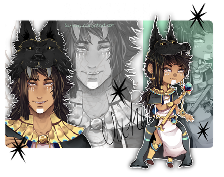 [CLOSED] Egypt Adoptable #1 ~Auction~ by Su-Hena