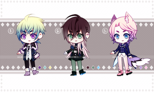 misc. 8 | adopt auction - CLOSED by SoukiAdopts
