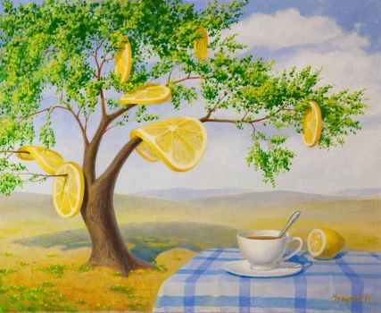 lemon tree by VitUrzh