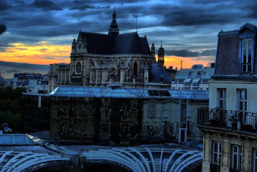 Another HDR in paris by Nicosubnormale