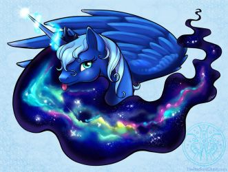 Luna by RadiantGlyph