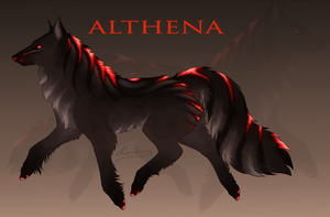 ALTHENA by MrsEndless