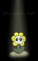 Undertale: The Beginning of Flowey by MikaMilaCat