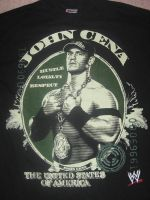 First John Cena Shirt by JCLover