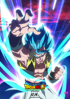 Gogeta Blue - Dragon Ball Super Broly by limandao