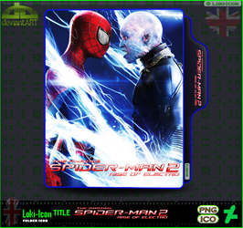 The Amazing Spider Man 2 (2014)3.5 by Loki-Icon