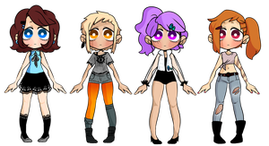 Cute Adopts for 50 POINTS EACH! (CLOSED) by all-adoptable