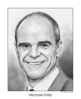 Michael Kelly house of cards by gregchapin
