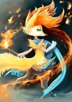 eldrige the braixen