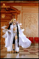 Trinity Blood -  The Heavens by NanjoKoji