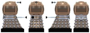 Invasion Dalek Emperor by Librarian-bot