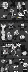 BFDI T Round 2 Act 3 HyTank You by jigglycutie