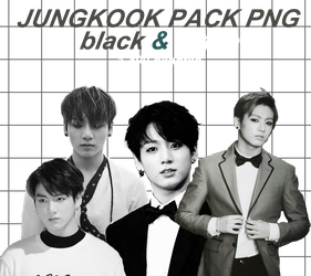 Jungkook PACK PNG - 1-800-bxngtxn by 1-800-bxngtxn