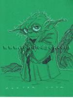 Yoda 40 by Hodges-Art